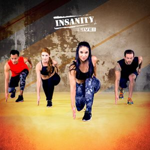 Insanity Live group fitness classes
