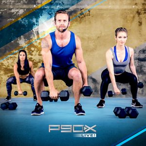 P90x Live group exercise classes
