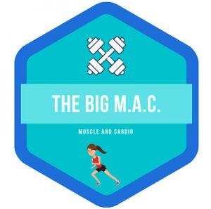 The Big M.A.C. logo