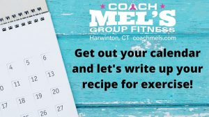 Recipe for Exercise promotion
